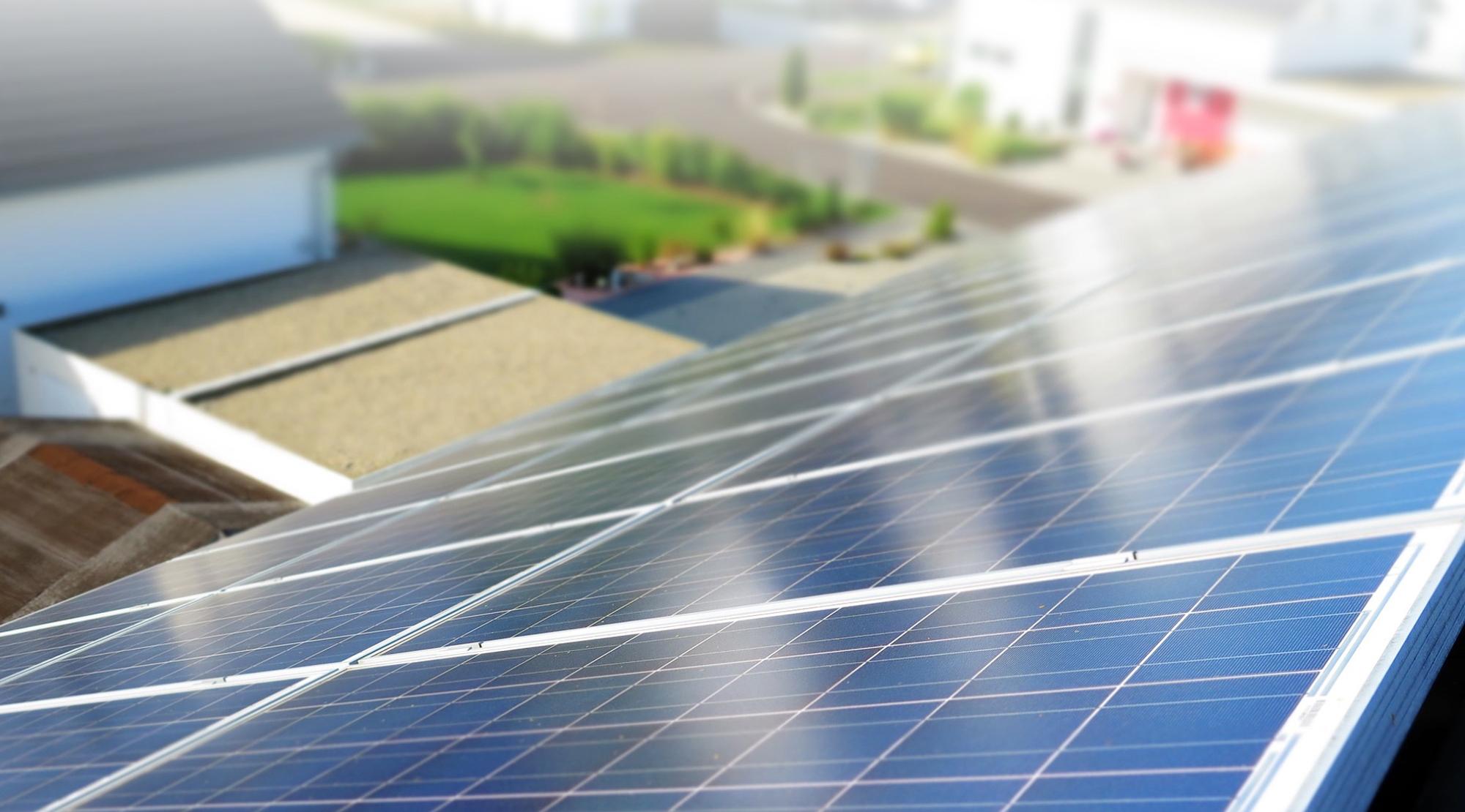 Risparmia e inquina meno con il tuo impianto fotovoltaico